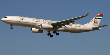 Etihad  Airbus A330-343X