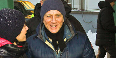 Daniel Craig Altaussee