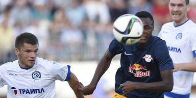 Red Bull Salzburg verliert gegen Dinamo Minsk
