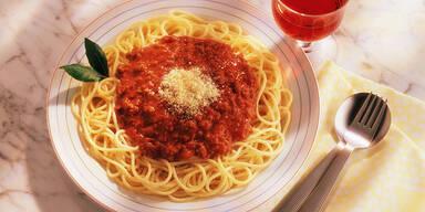 Spaghetti Bolognese / Pasta
