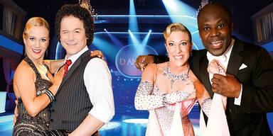 Schöni & Biko sind die neuen Tanz-Stars
