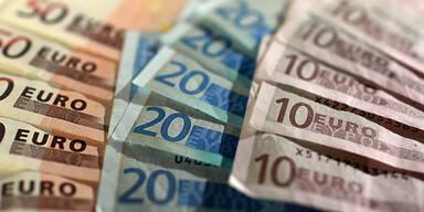 Euro Geld Scheine