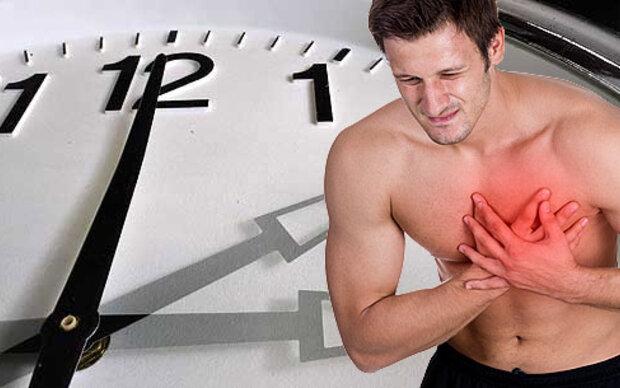 Zeitumstellung schadet Ihrem Herzen