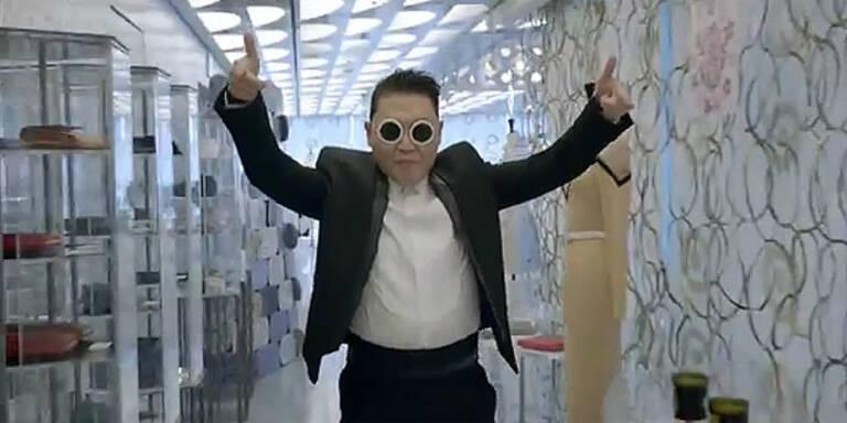 "Psy: ""Gentleman"" lässt YouTube krachen"