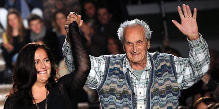 Modeschöpfer Ottavio Missoni gestorben