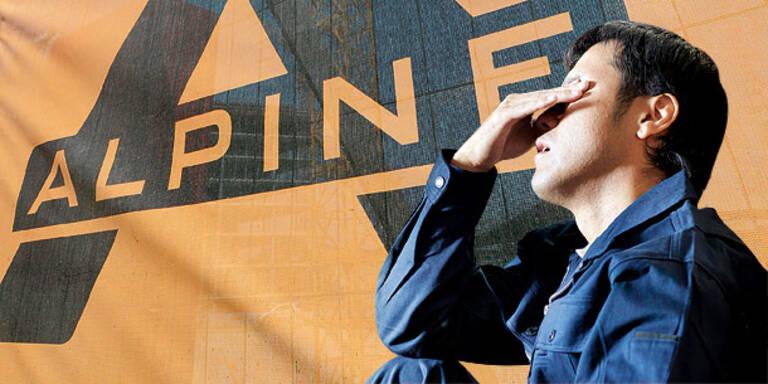 Alpine-Schulden übersteigen 5 Mrd. Euro