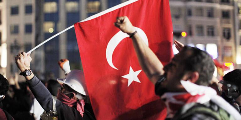 Erdogan-Gegner gründen Gezi-Partei