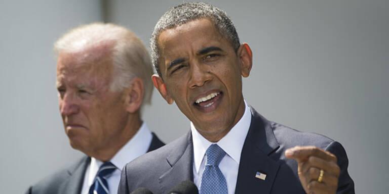 Obama lässt über Militärschlag abstimmen