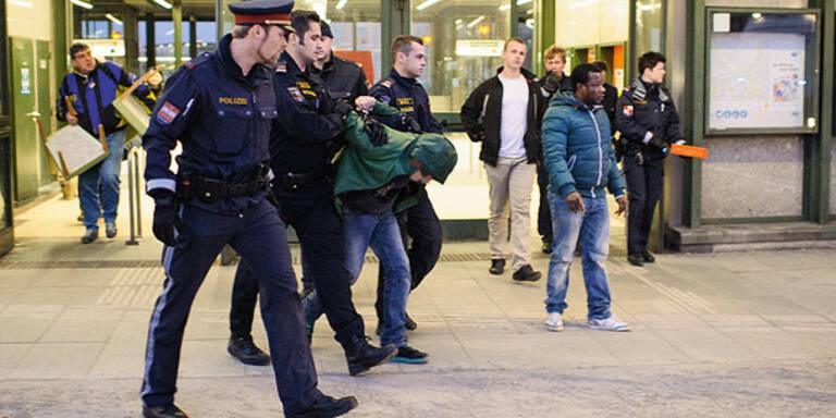 Dealer bei U-Bahn erstochen: 8 Jahre Haft
