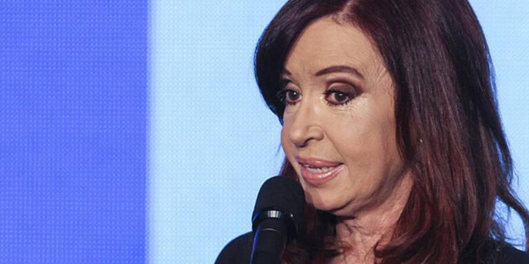 Schlappe für Kirchner-Regierung