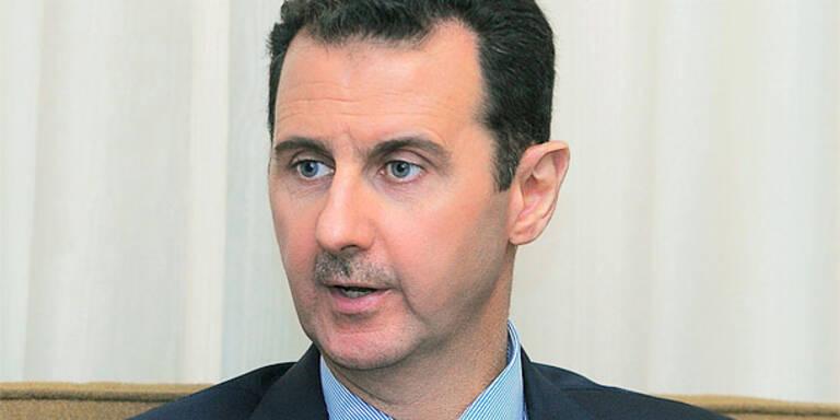 Assad lässt 16 weibliche Häftlinge frei