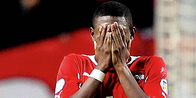 Alaba & Co.: Bittere Tränen nach WM-Aus