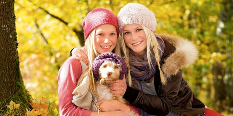 "Goldener Herbst: ""Badewetter"" in Alpen"
