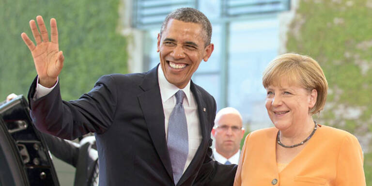 Causa Merkel - US-Senat plant Untersuchung