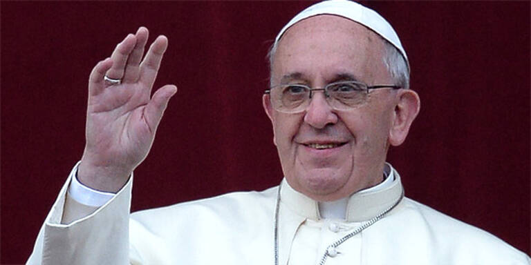 """Papst Franziskus auf """"Rolling Stone""""-Cover"""