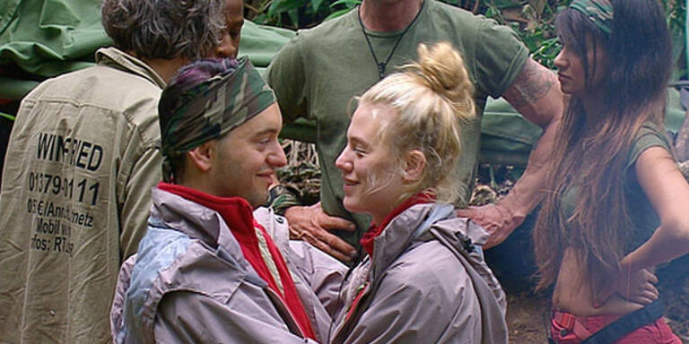 Dschungelcamp: Larissa weint um Julian