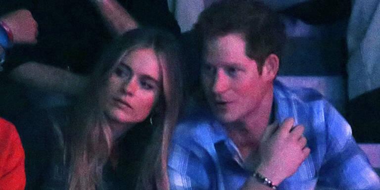 Prinz Harry: Heimliches Treffen mit Cressida
