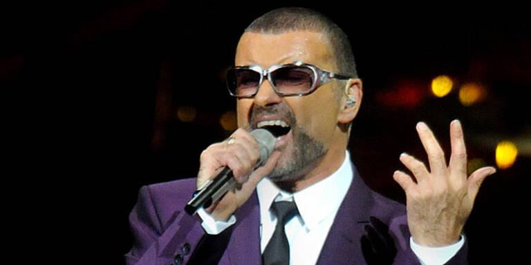George Michael in Klinik eingeliefert