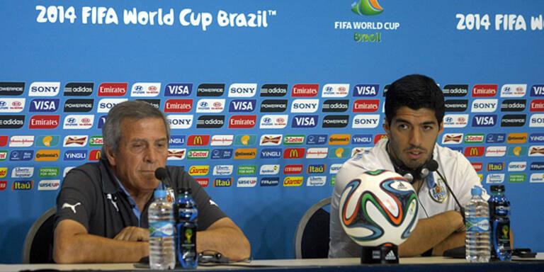 Suarez-Sperre: Rundumschlag von Urus-Coach