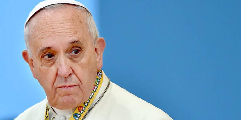 Anschlag auf Papst vereitelt