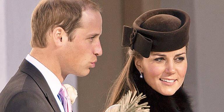 Will & Kate: Und ihr Baby heißt...