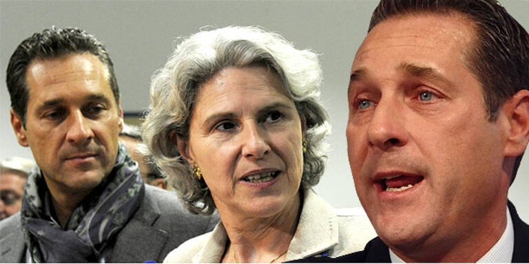 Strache: Droht FP-Chef mit Rücktritt?