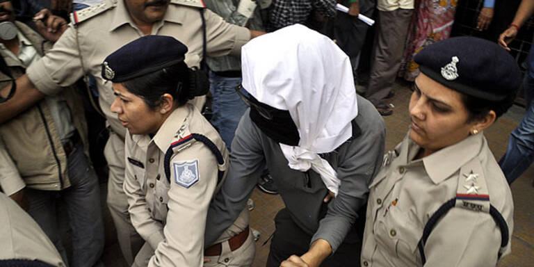 Schweizerin vergewaltigt: Verdächtige geständig