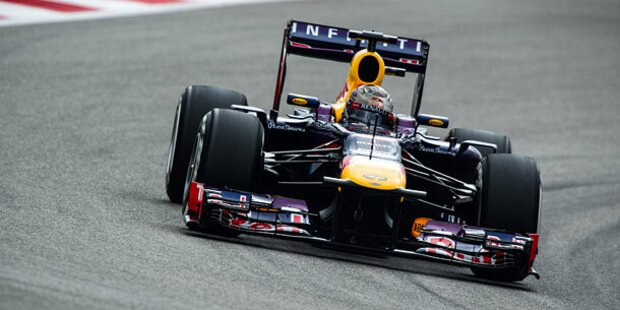 Red Bull im Qualifying souverän!