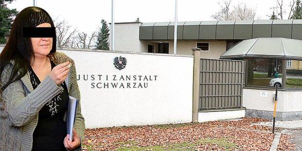 Arsen-Witwe kommt in Esti-Knast