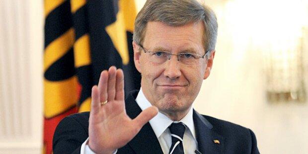 Ex-Bundespräsident Wulff muss vor Gericht