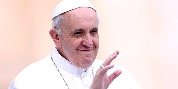 Vatikan-Reform: Papst räumt jetzt auf!