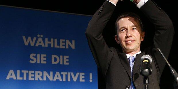Anti-Euro-Partei in Berlin gegründet