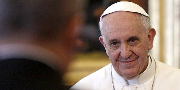 Papst kürzt Gehälter seiner Kardinäle