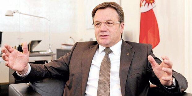 FPÖ in Tirol zweitstärkste Kraft