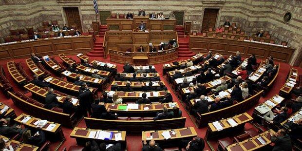 Athen: Kein Geld mehr für Neonazi-Partei