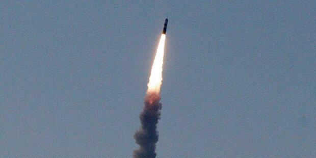 Israel und USA führten Raketentest durch