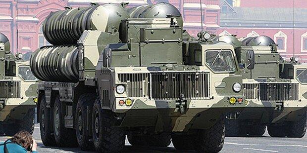 Israel warnt vor Waffenverkauf an Syrien