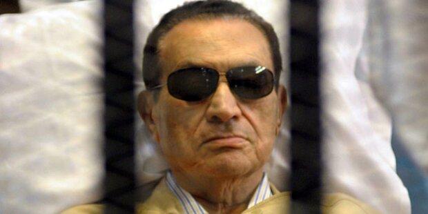 Gericht lässt Ex-Präsident Mubarak frei
