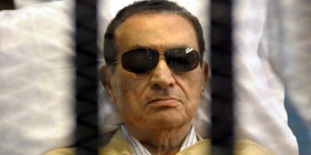 Haftstrafe gegen Mubarak aufgehoben