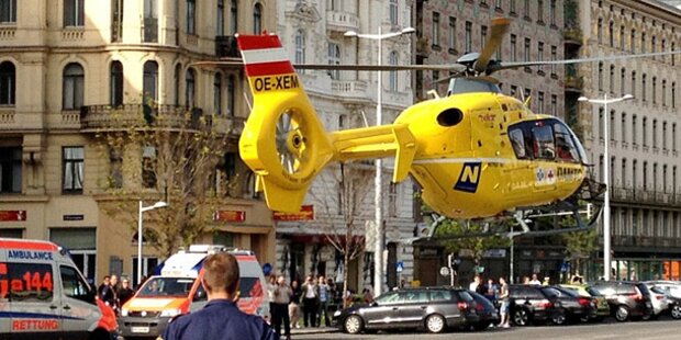55-Jähriger bei Wiener Kanal-Tour verletzt