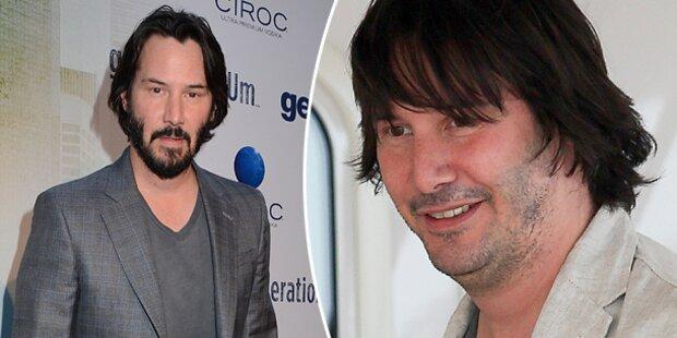 Keanu Reeves schockt mit Schwabbel-Look