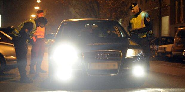 Kontrolle eskalierte: Polizei erschießt Räuber