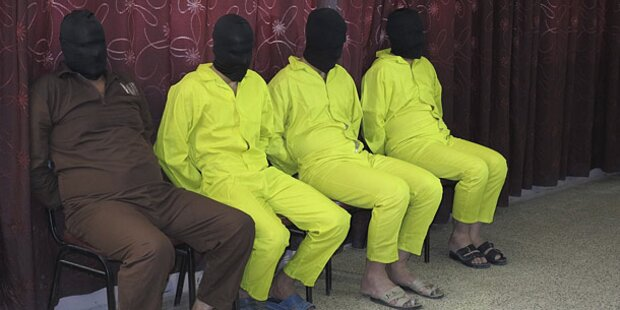 42 Hinrichtungen in einer Woche im Irak