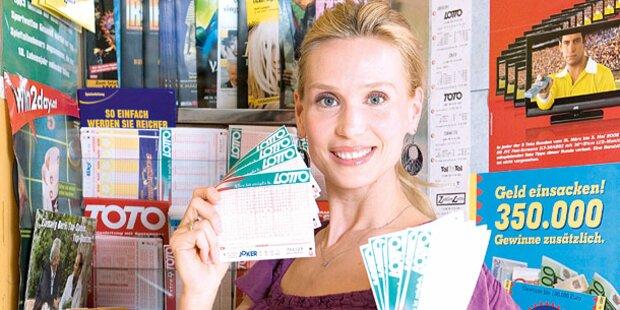 Drei neue Lotto-Millionäre
