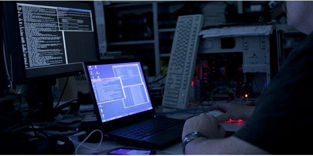 Vermehrt Cyber-Attacken gegen Regierungsnetze