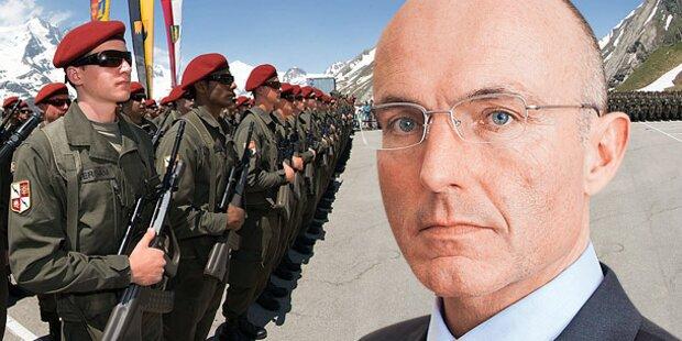 Österreich: 5 Experten nach Syrien