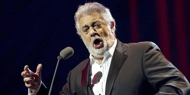 Opern-Ereignis mit Plácido Domingo