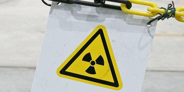 Geschmuggeltes Uran in Zug entdeckt