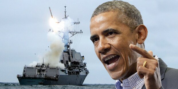 USA und Großbritannien bereiten Angriff vor