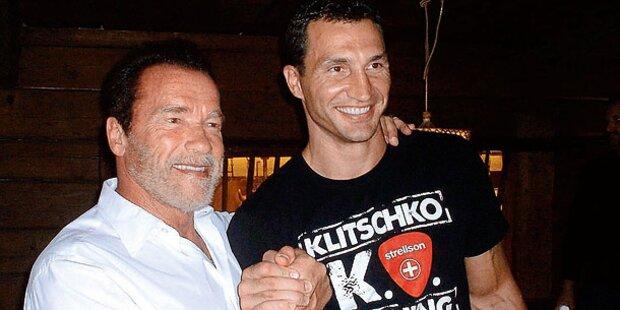 Klitschko-Training für